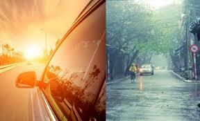 Bắc Bộ ngày nắng, chiều tối mưa giông diện rộng