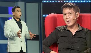 Đạo diễn Lê Hoàng 'phản pháo' MC Quyền Linh ngay trên sóng truyền hình