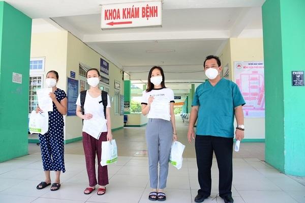 Đà Nẵng công bố khỏi bệnh thêm 3 bệnh nhân Covid-19