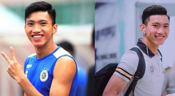 Top 10 cầu thủ đẹp trai nhất bóng đá Việt Nam 2020