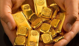 Giá vàng hôm nay 31/8: Đầu tuần tăng giá