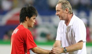 BLV Quang Huy nhận xét bất ngờ về HLV Alfred Riedl