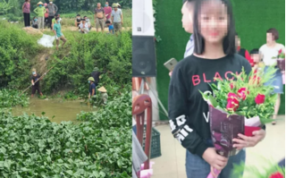 Nữ sinh mất tích ở Bắc Ninh được tìm thấy tử vong dưới sông
