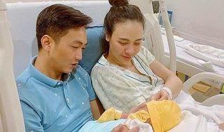 Khoe ảnh 'tiểu công chúa', vợ chồng Cường Đô La được khen ngợi vì chăm con khéo