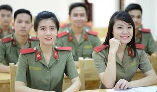 Học viện An Ninh Nhân Dân công bố điểm sàn xét tuyển năm 2020