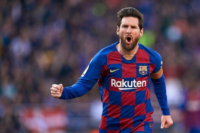 Man City chi số tiền 'khổng lồ' để sở hữu Messi