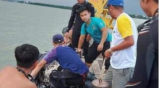 Rơi xuống sông Đồng Nai khi đi câu cá, nam sinh viên năm cuối tử vong