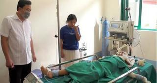 Phát hiện hai ông cháu ở Hà Giang bất tỉnh trên vũng máu, nghi bị sát hại