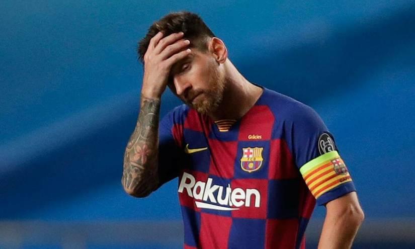 Messi không phải là cầu thủ xuất sắc nhất thế giới
