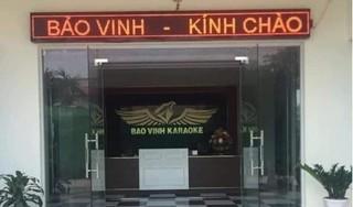 Quản lý quán karaoke ở Thái Bình chém lìa tay khách