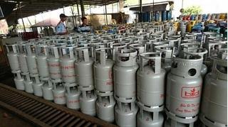 Giá gas hôm nay 1/9: Giá gas tăng thêm 2.000 đồng/bình 12kg