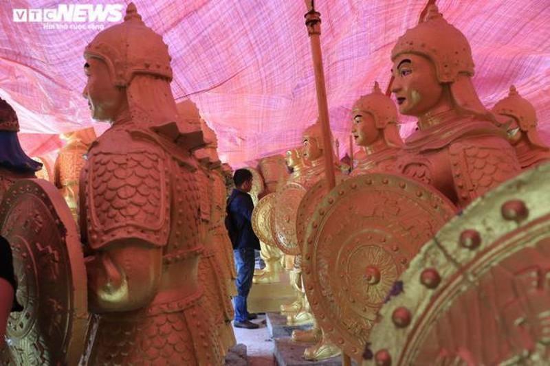 Tượng lính xưa của Liên Minh Group không được cấp phép trưng bày ở Đà Lạt