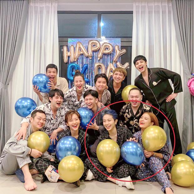 'Gia đình văn hoá' mừng sinh nhật Khả Ngân, nhưng spotlight lại đổ dồn về những cặp đôi này