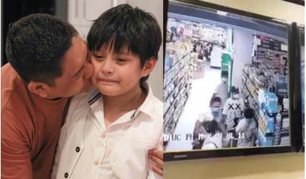 Đạo diễn Đức Thịnh nhắn nhủ điều gì tới con trai khi bé bị cướp điện thoại?
