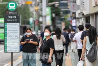 Tin tức thế giới 1/9: Hàn Quốc phạt nặng người không đeo khẩu trang trên tàu điện ngầm