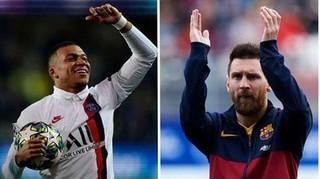 HLV Ronald Koeman muốn chiêu mộ Mbappe  thay thế Messi