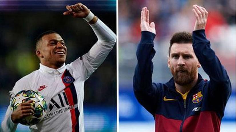 HLV Ronald Koeman muốn chiêu mộ Mbappe để thay thế Messi