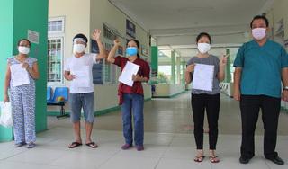 6 ca Covid-19 tại Đà Nẵng được công bố khỏi bệnh, trong đó có BN416