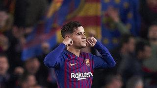 Philippe Coutinho bỏ Barca, đàm phán với Arsenal?