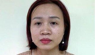 Khởi tố nữ trưởng phòng tài chính kế toán của CDC Hà Nội