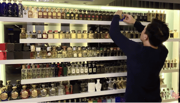 Hari Won tức giận khi Trấn Thành lén lút mua nước hoa, tiết lộ BST đã lên đến 214 chai