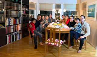 Hà Hồ bất ngờ công khai gọi bố mẹ Kim Lý là 'ba mẹ chồng'