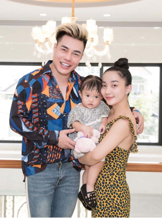 Lê Dương Bảo Lâm hạnh phúc đón con gái thứ hai, diện mạo 'tiểu công chúa' gây chú ý
