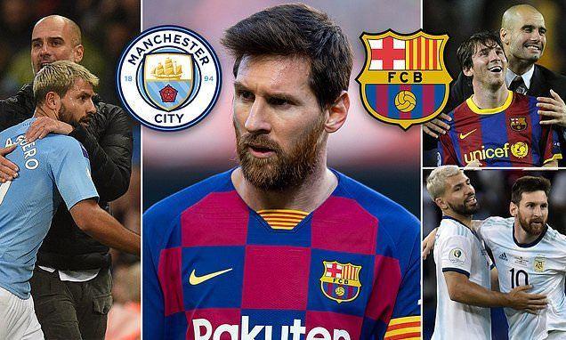 Messi sẽ tỏa sáng ở Man City