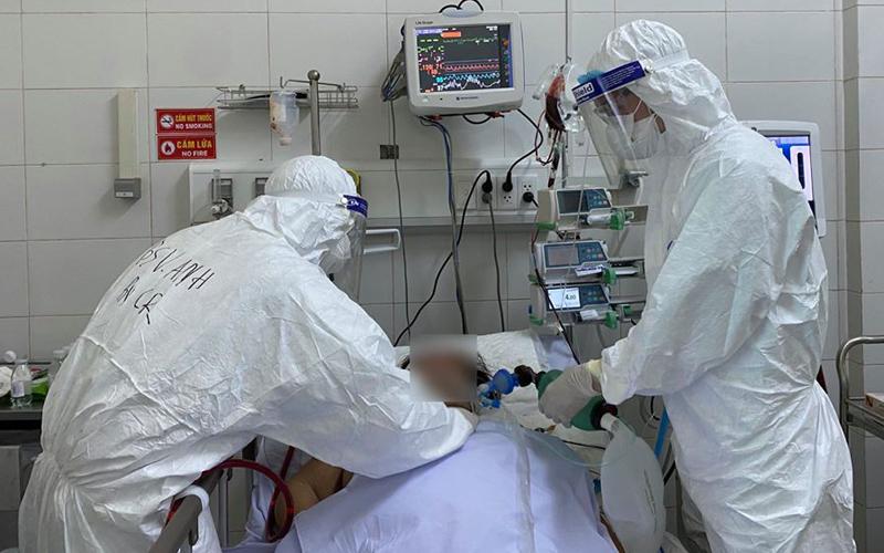 Bệnh nhân Covid-19 số 764 tử vong
