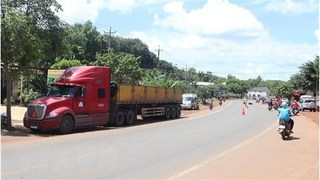 Cố vượt xe container, nam thanh niên gặp nạn tử vong tại chỗ