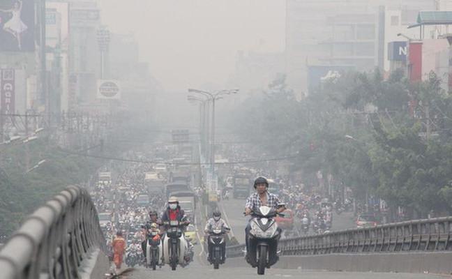 Sáng nay Hà Nội tiếp tục lọt top 10 thành phố ô nhiễm không khí nhất thế giới