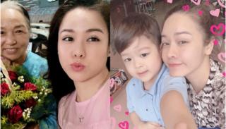 Bạn bè gửi lời động viên Nhật Kim Anh sau khi bị hủy quyền nuôi con