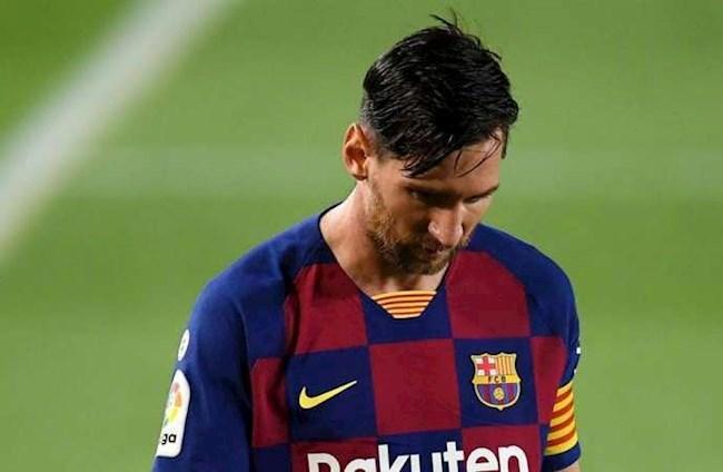 Báo Argentina tiết lộ thông tin sốc về sự việc của Messi