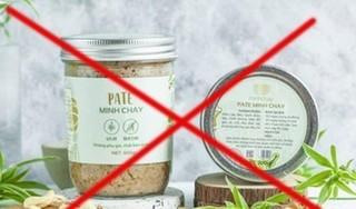 Hà Nội xác định gần 1.200 người mua sản phẩm pate Minh Chay