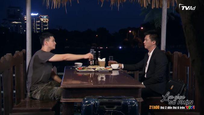 'Lựa chọn số phận' tập 53: Đức làm 'cầu nối' cho Cường và Trang