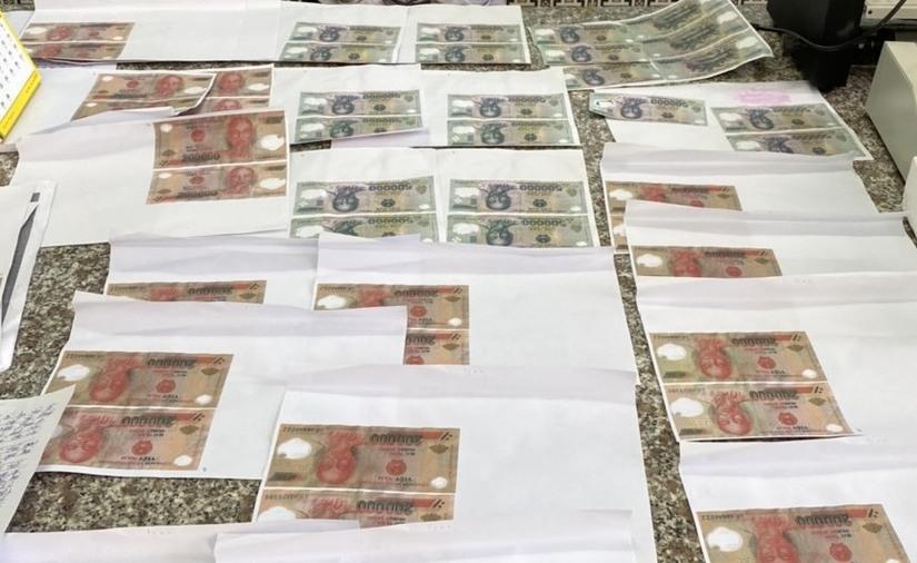 Triệt phá ổ sản xuất tiền giả ở Cần Thơ