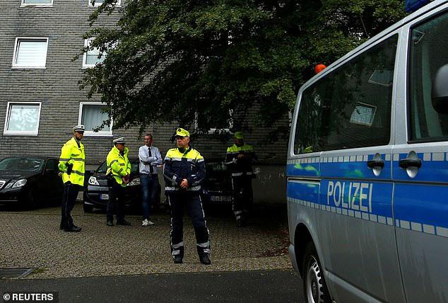 Người mẹ trẻ ở Đức giết 5 con nhỏ rồi lao vào tàu tự tử