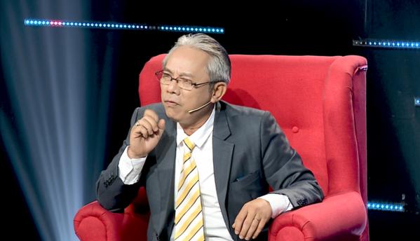 Nghệ sĩ Trung Dân lên tiếng trách móc cô gái hờn trách bố mình trên sóng truyền hình