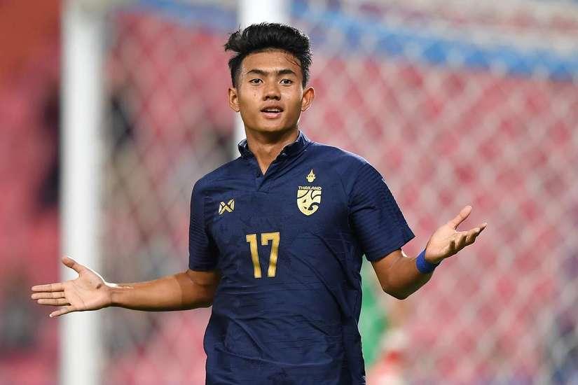 3 sao trẻ của bóng đá Thái Lan sang châu Âu tập luyện