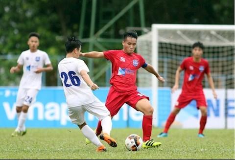 8 đội bóng tham dự VKC U17 quốc gia: