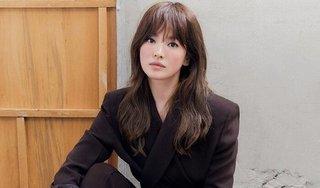 Hậu bị chê già và kém sắc, Song Hye Kyo tung loạt ảnh tựa nàng thơ ở tuổi 40
