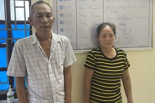 Thanh Hóa: Cặp vợ chồng 'giang hồ khét tiếng' lập 'boong ke' bán ma túy