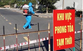 Quảng Trị sẽ tiếp nhận, đón công dân từ Đà Nẵng trở về vào ngày 10/9