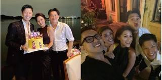 Dàn sao Vbiz bí mật tổ chức sinh nhật cho Bảo Anh