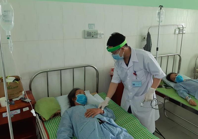 Thêm một trường hợp ở Quảng Nam nhập viện sau khi ăn pate Minh Chay
