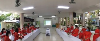 Hình ảnh lễ khai giảng 'có một không hai' trong lịch sử tại Đà Nẵng