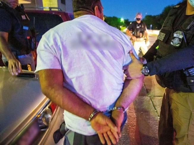 Tin tức thế giới 5/9: Mỹ bắt giữ hơn 2500 người nhập cư trái phép
