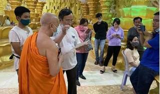 Tạm ngưng chức trụ trì chùa Kỳ Quang 2, TP.HCM