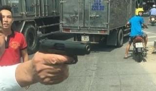 Danh tính kẻ rút súng dọa bắn tài xế ở Bắc Ninh vì không cho vượt