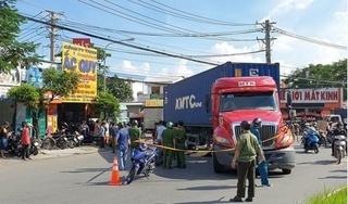 Tin tức tai nạn giao thông ngày 5/9: Va chạm với xe container, 2 người tử vong tại chỗ